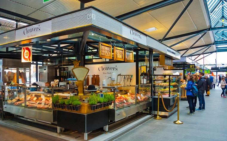 Avrupa'nın en iyi 8 yiyecek pazarı