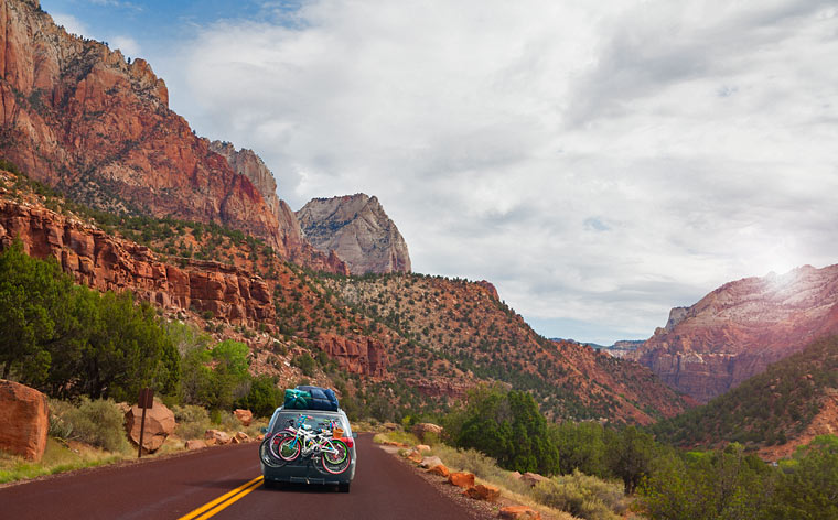 ABD yol gezisi: Amerika'nın güneybatısındaki kanyon bölgesini keşfet