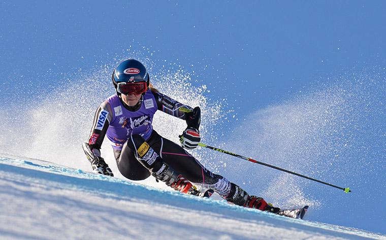 Olimpiyat altın madalyalı Mikaela Shiffrin'le seyahat sohbeti ve kayak ipuçları