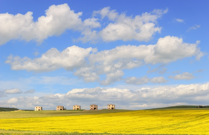 Puglia gezilecek yerler- Puglia bölgesinin birbirinden canlı renkleri- Puglia, Italya