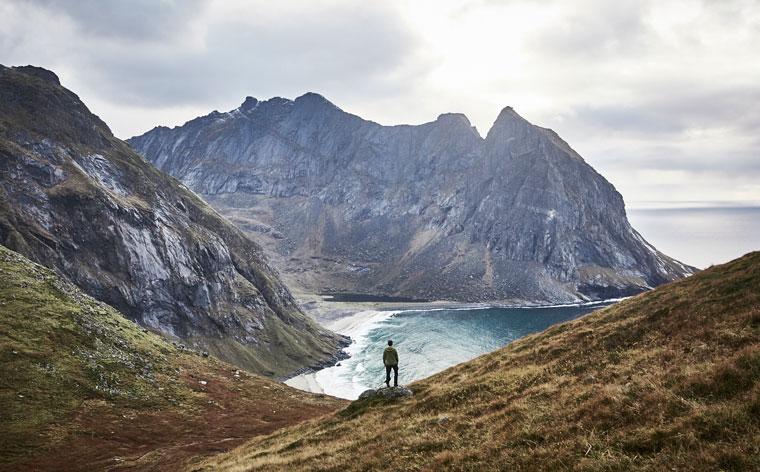 Fotoğraflarla Norveç'in Lofoten Adaları