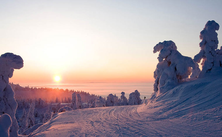 Avrupa kayak merkezleri: Kuzey Avrupa'nın en iyi 10 kayak merkezi