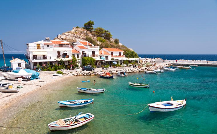 Yunan Adaları Tatil 2019 ⇒ Tatil için En Güzel 7 Yunan Adası