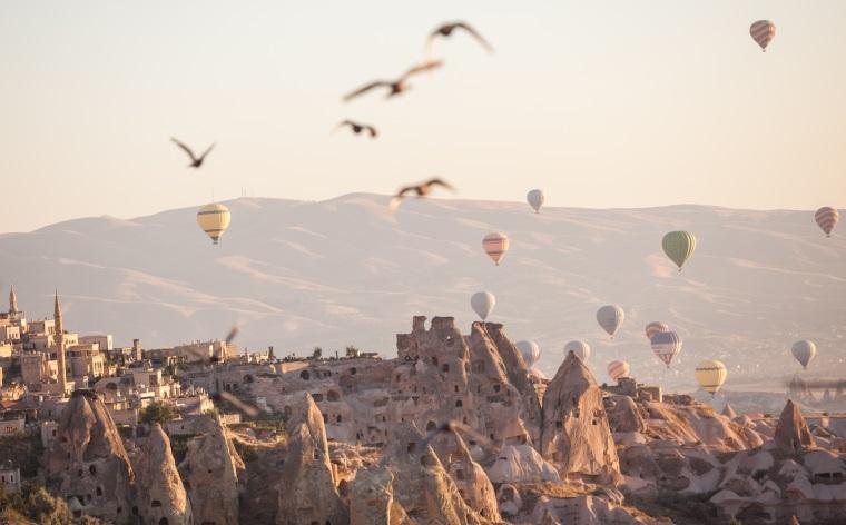 Kapadokya'da Gezilecek Yerler ⇒ 2019'da Mutlaka Görmeniz Gereken Yerler